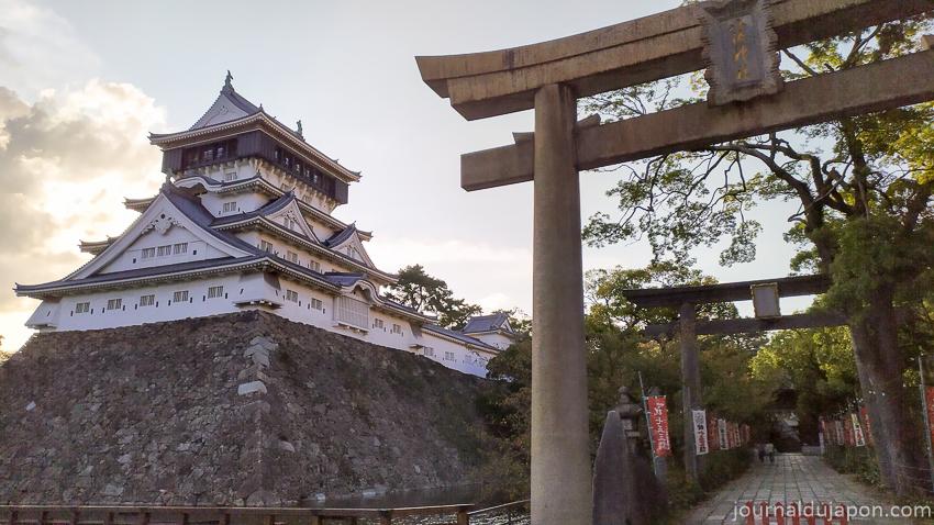 22 Château de Kokura