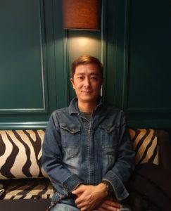 Katsuya Tomita entretien
