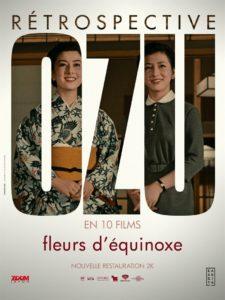 Affiche Fleurs d'équinoxe de OZU
