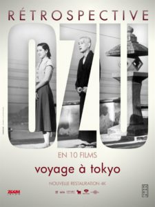 Affiche Voyage à Tokyo de OZU