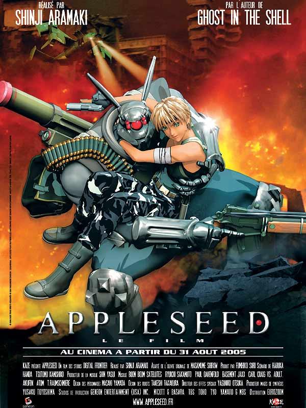 Appleseed Shinji ARAMAKI