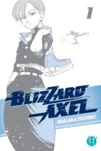 Couverture du tome 1 de Blizzard Axel