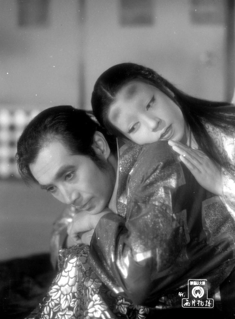 Les contes de la lune vague après la pluie de Mizoguchi