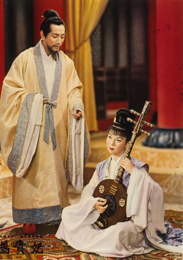 L'impératrice Yang Kwei-Fei de Mizoguchi
