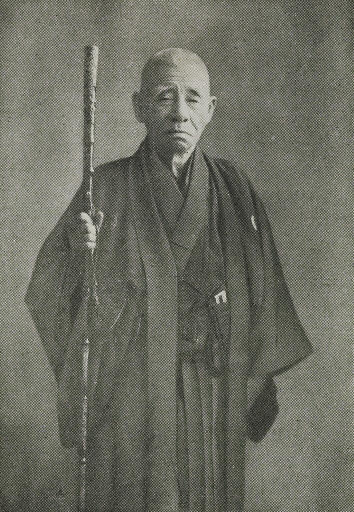 Kokichi Mikimoto, a un âge avancé.