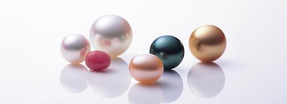 Perles Mikimoto