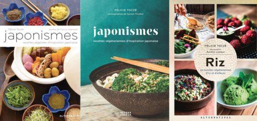 Une Félicie Toczé Japonismes culinaires