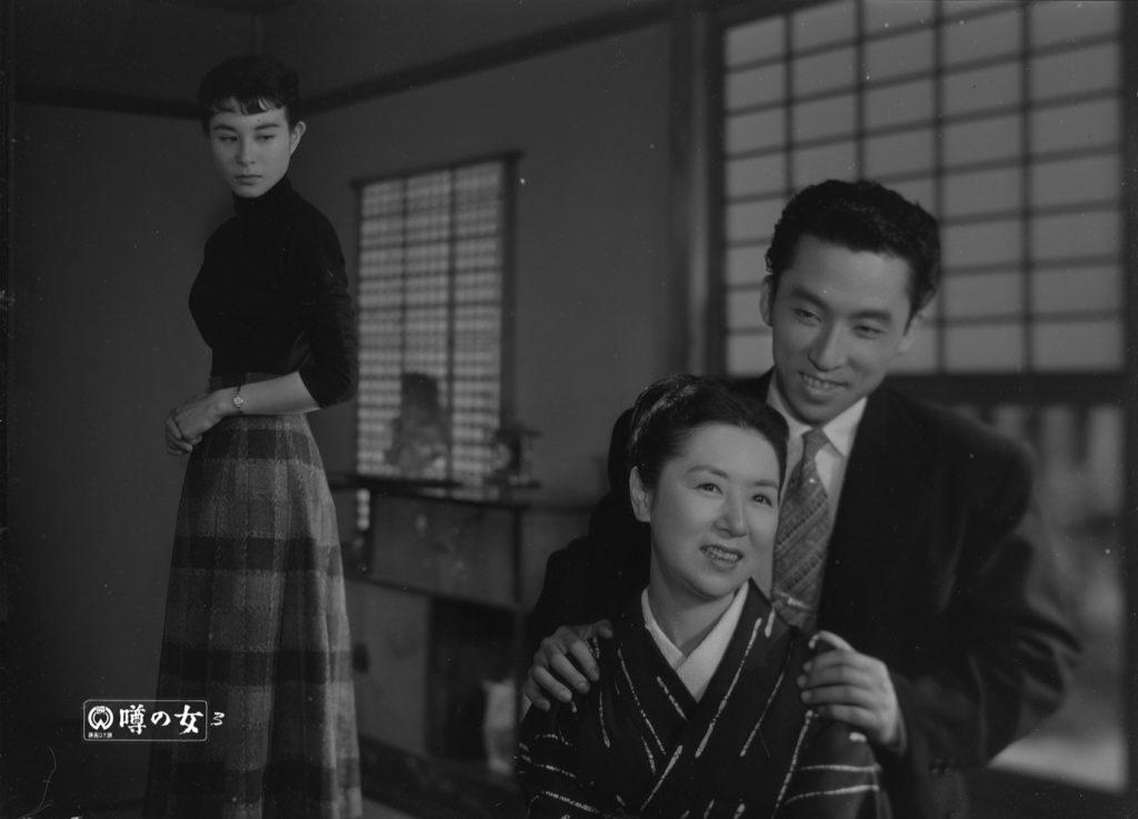 Une femme dont on parle de Mizoguchi
