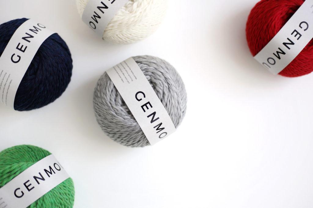 La laine mérinos genmou conçues par la filature daruma en collaboration avec Amirisu ©Daruma