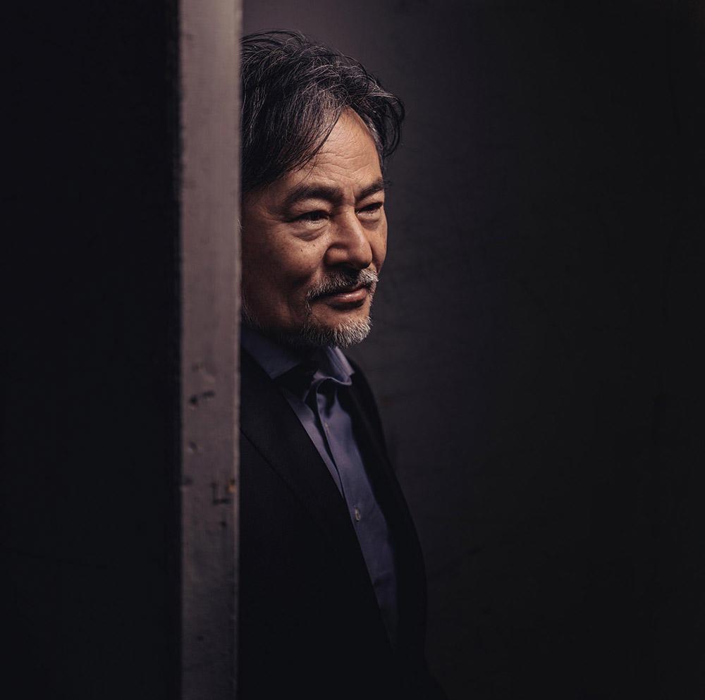 Kiyoshi KUROSAWA. Photo Yann Rabanier pour Telerama
