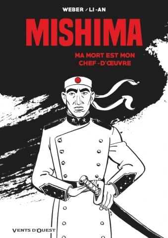 Mishima de Weber et Li-An chez Vents d'Ouest : couverture