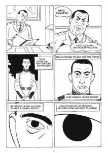 Mishima, page intérieure