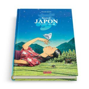 Rêves de Japon d'Atelier Sentô : couverture