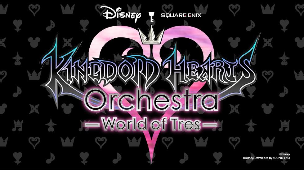 Kingdom Hearts Orchestra world of tres