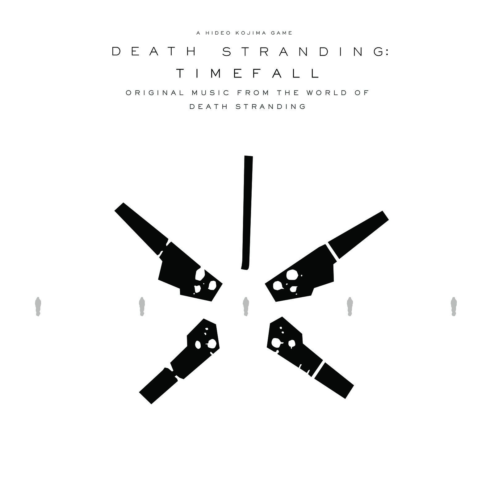 Pochette de l'album Death Stranding: Timefall