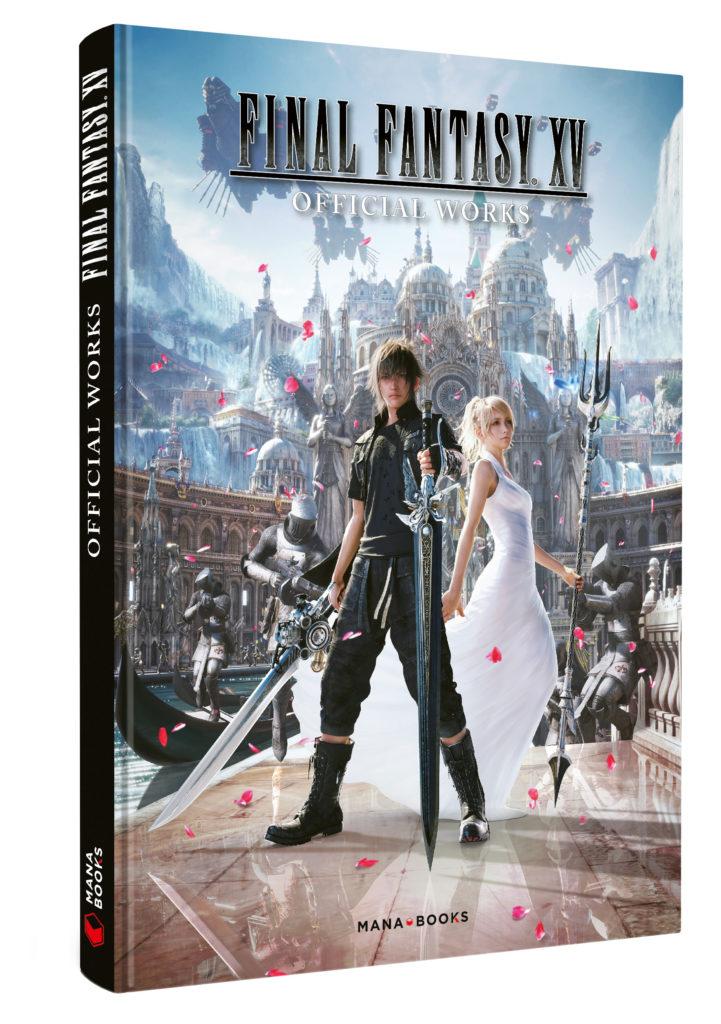 Final Fantasy Official Works