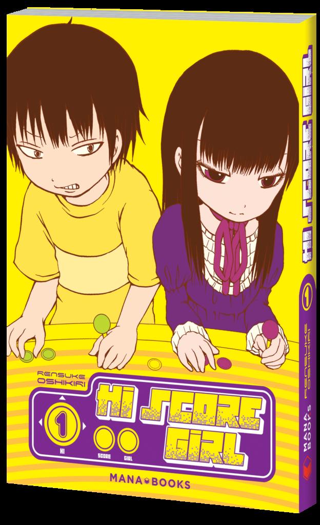 Hi-Score Girl 1