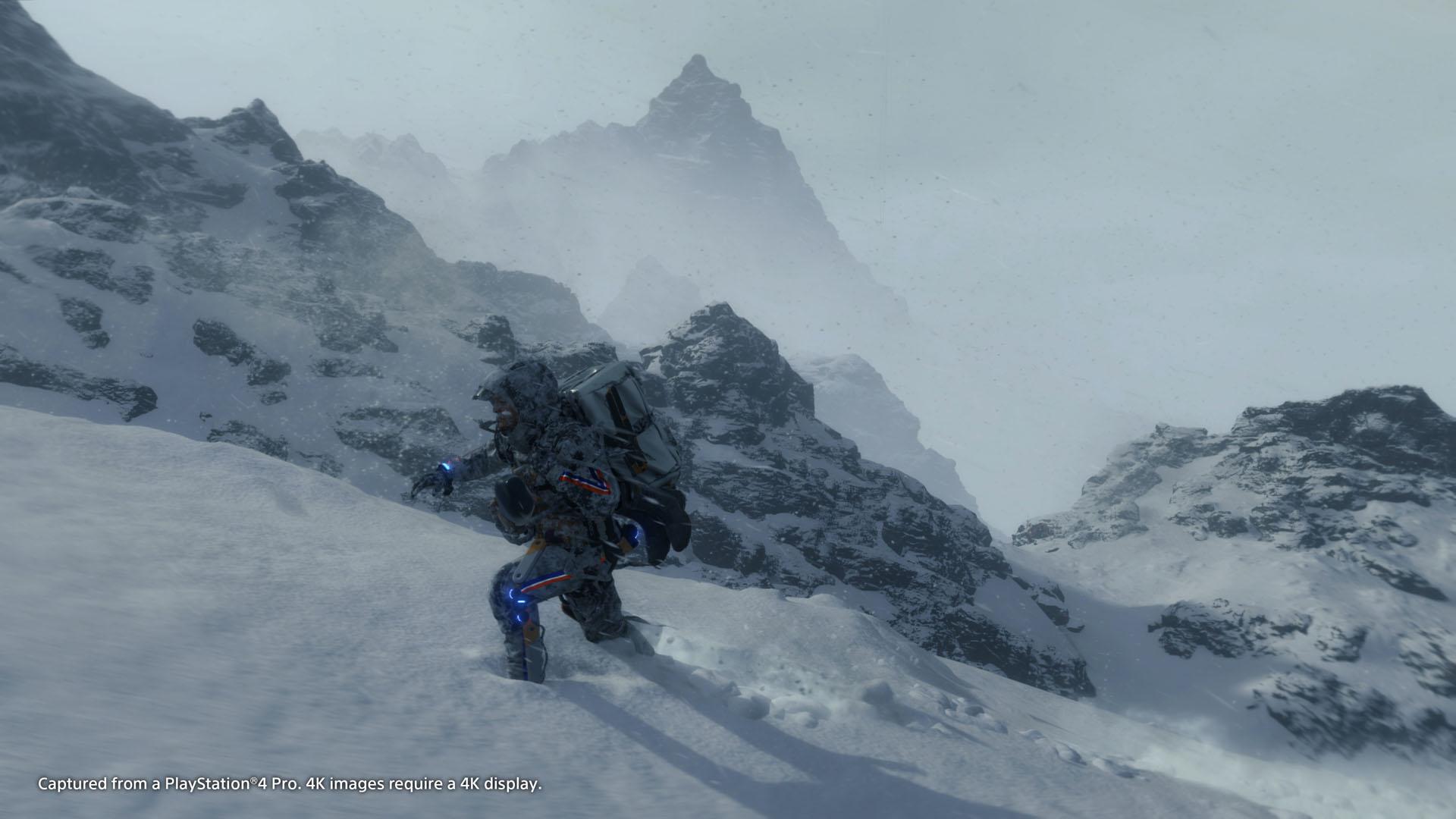 Les joies de la montagne !