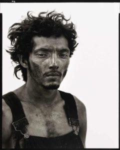 Roberto Lopez, ouvrier pétrolier à Lyons (Texas) (28/09/1980)