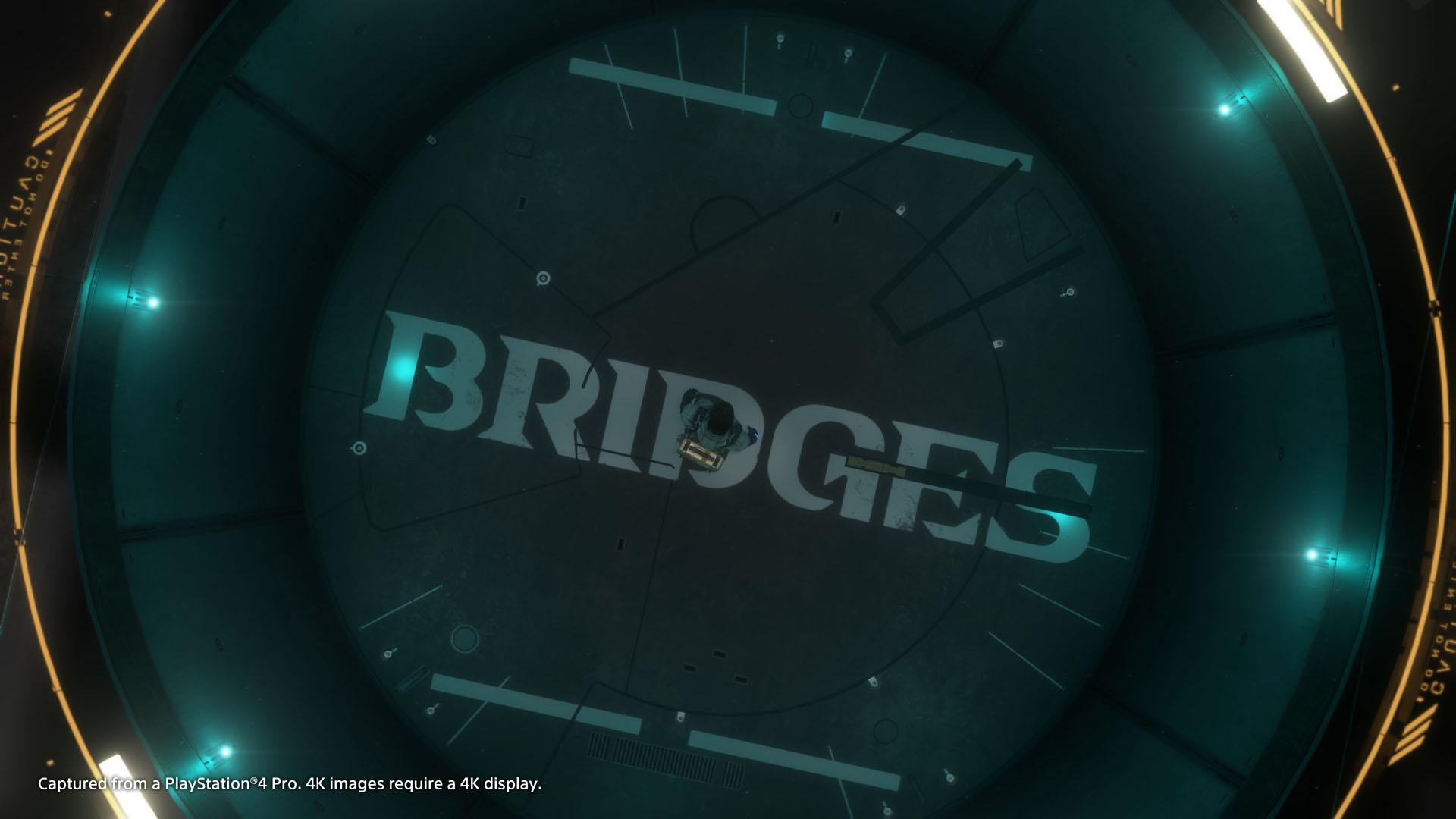 Sam, livreur pour la société BRIDGES