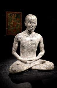 """Sculpture en porcelaine """"Réduction"""" de Takahiro Kondo"""