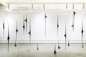 Formes géométriques réalisées par Toshimasa Kikuchi