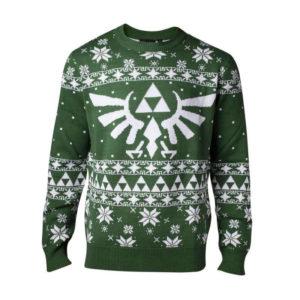Pull de Noël Zelda