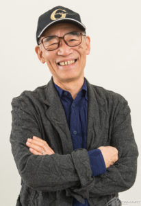 Portrait de Yoshiyuki TOMINO