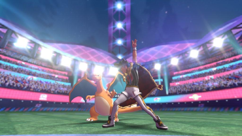 Tarak, maître Pokémon - ® Nintendo