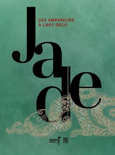 """Affiche Exposition au musée Guimet """"Jade, des empereurs à l'Art Déco"""""""