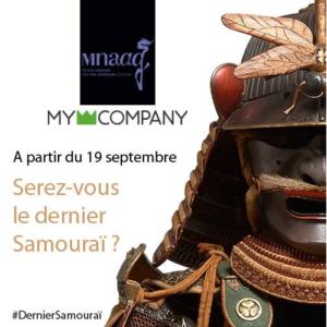 Campagne de financement participatif pour l'acquisition de l'armure de samouraï