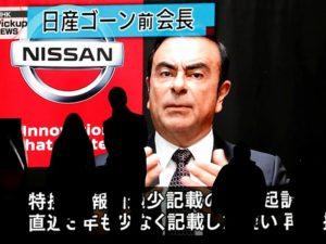 le show Ghosn