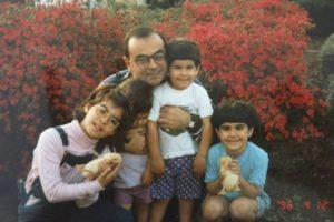 ghosn en famille