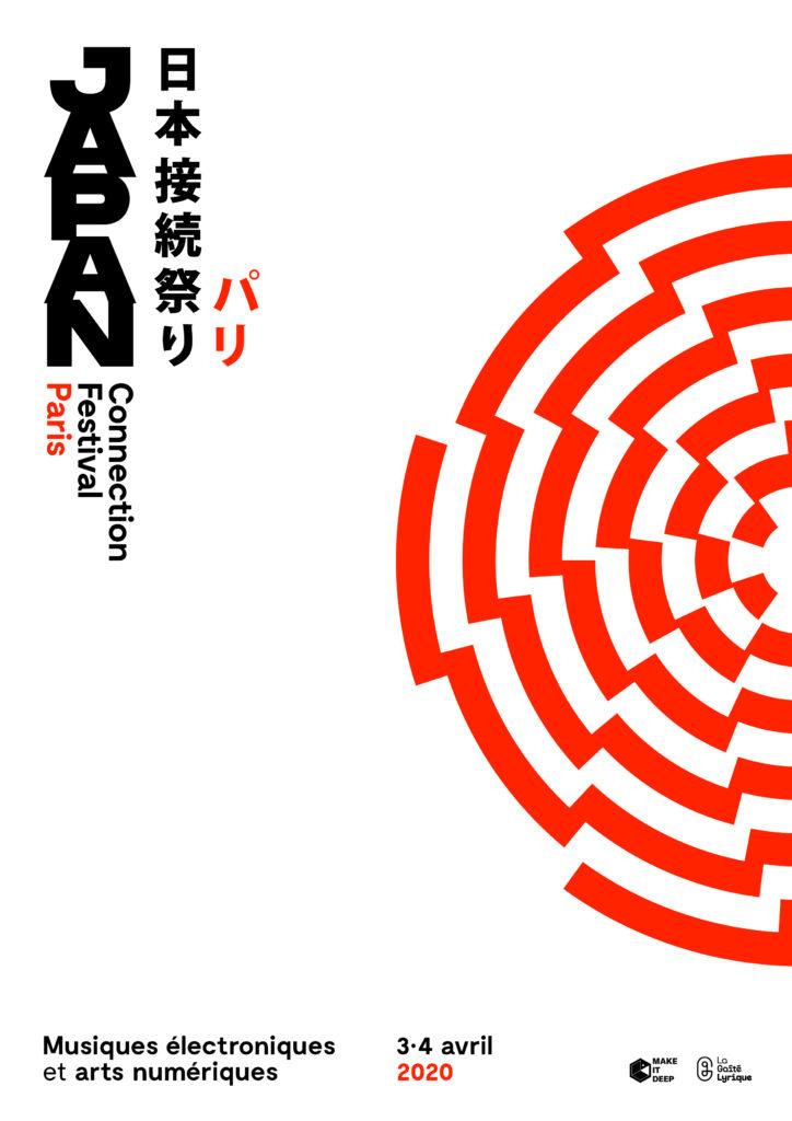 Japan Connection Festival Poster