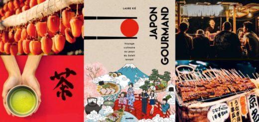 Une Le Japon Gourmand Laure KIE