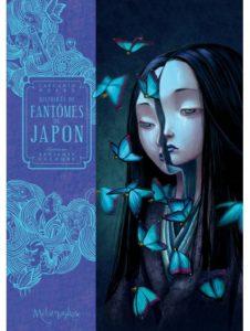 Histoires de fantômes du Japon : Lafcadio Hearn, illustrations Benjamin Lacombe