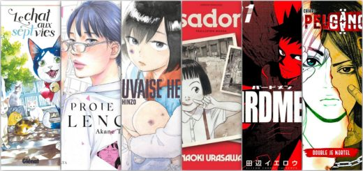 Manga janvier