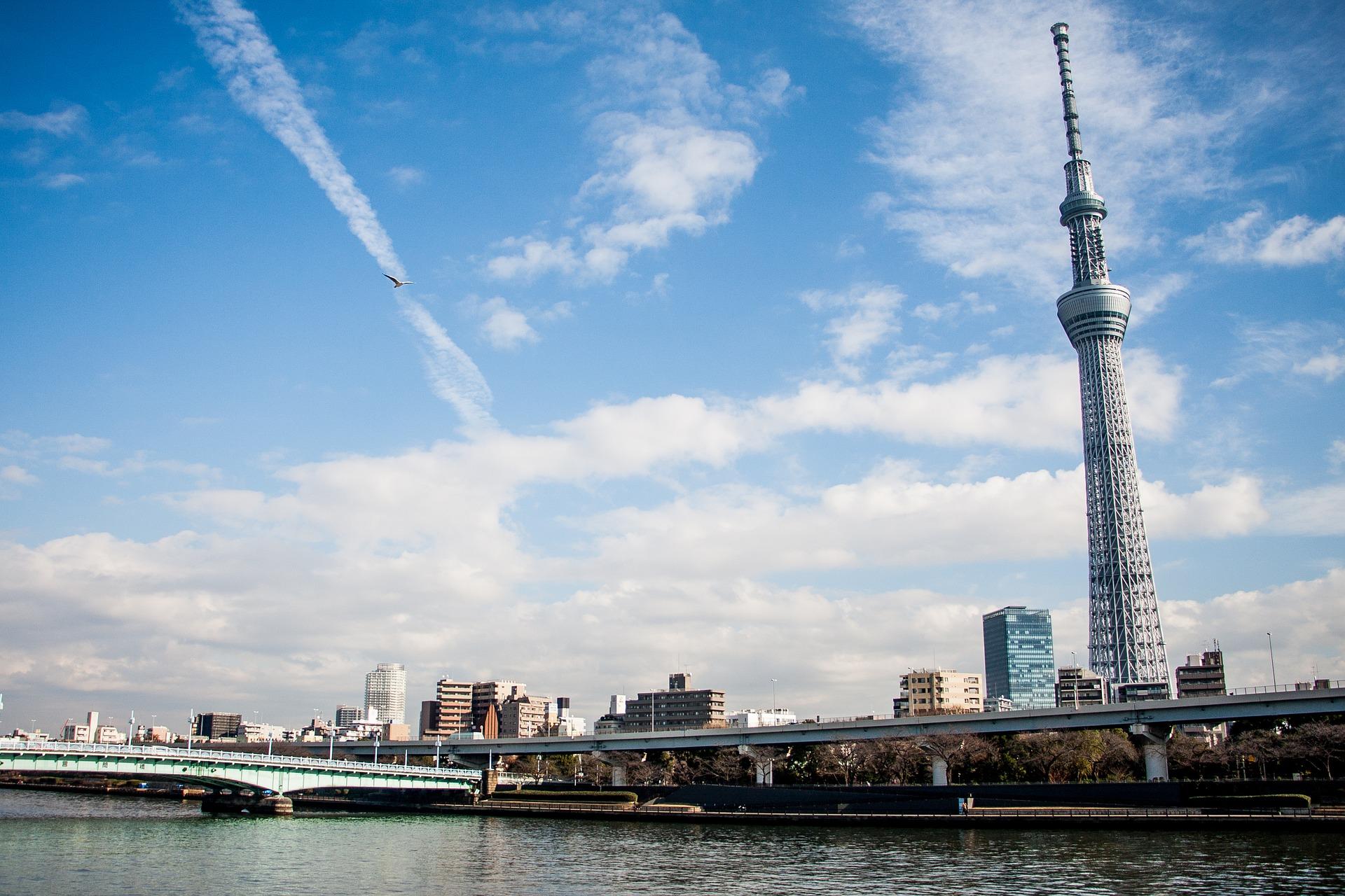 """Nature of Tokyo Skytree"" © Jirapon Prohsunthorn (Pixabay)"