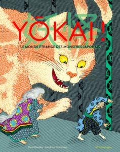 Yôkai ! de Fleur Daugey et Sandrine Thommen