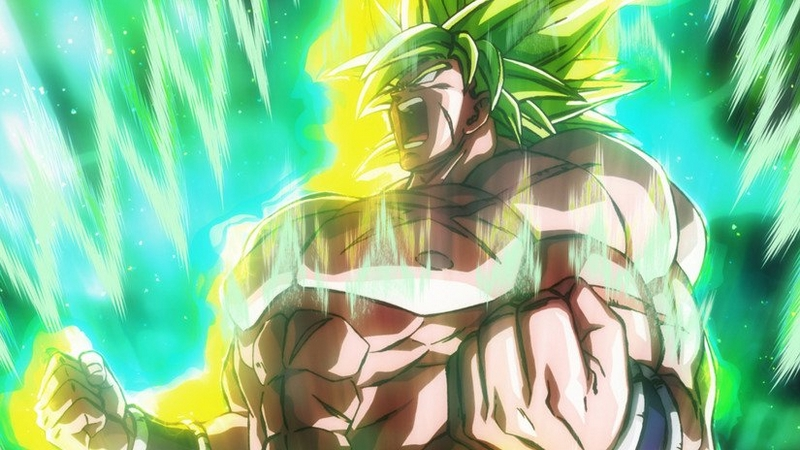 Broly version Dragon Ball Super