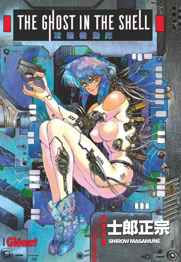 GITS Manga