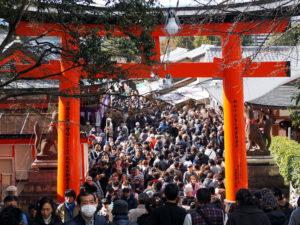 Le Fushimi Inari Taisha de Kyoto, victime de son succès