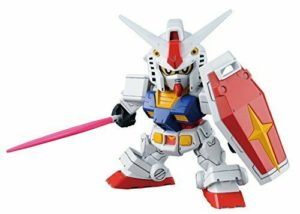 RX-78-2 en version super deformed
