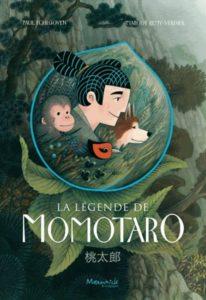 La légende de Momotarô de Paul Echegoyen et Margot Remy-Verdier