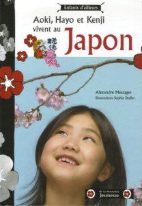 Aoki, Hayo et Kenji vivent au Japon d'Alexandre Messager