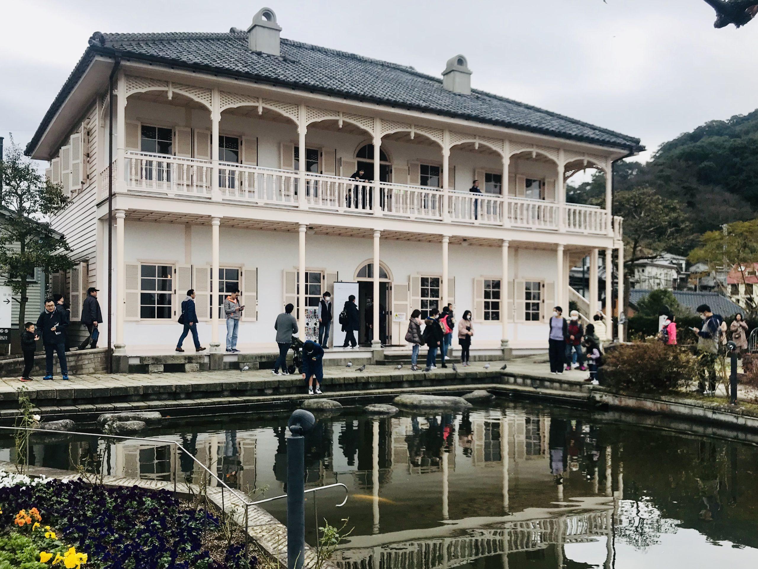 Maison d'inspiration américaine dans le Jardin Glover