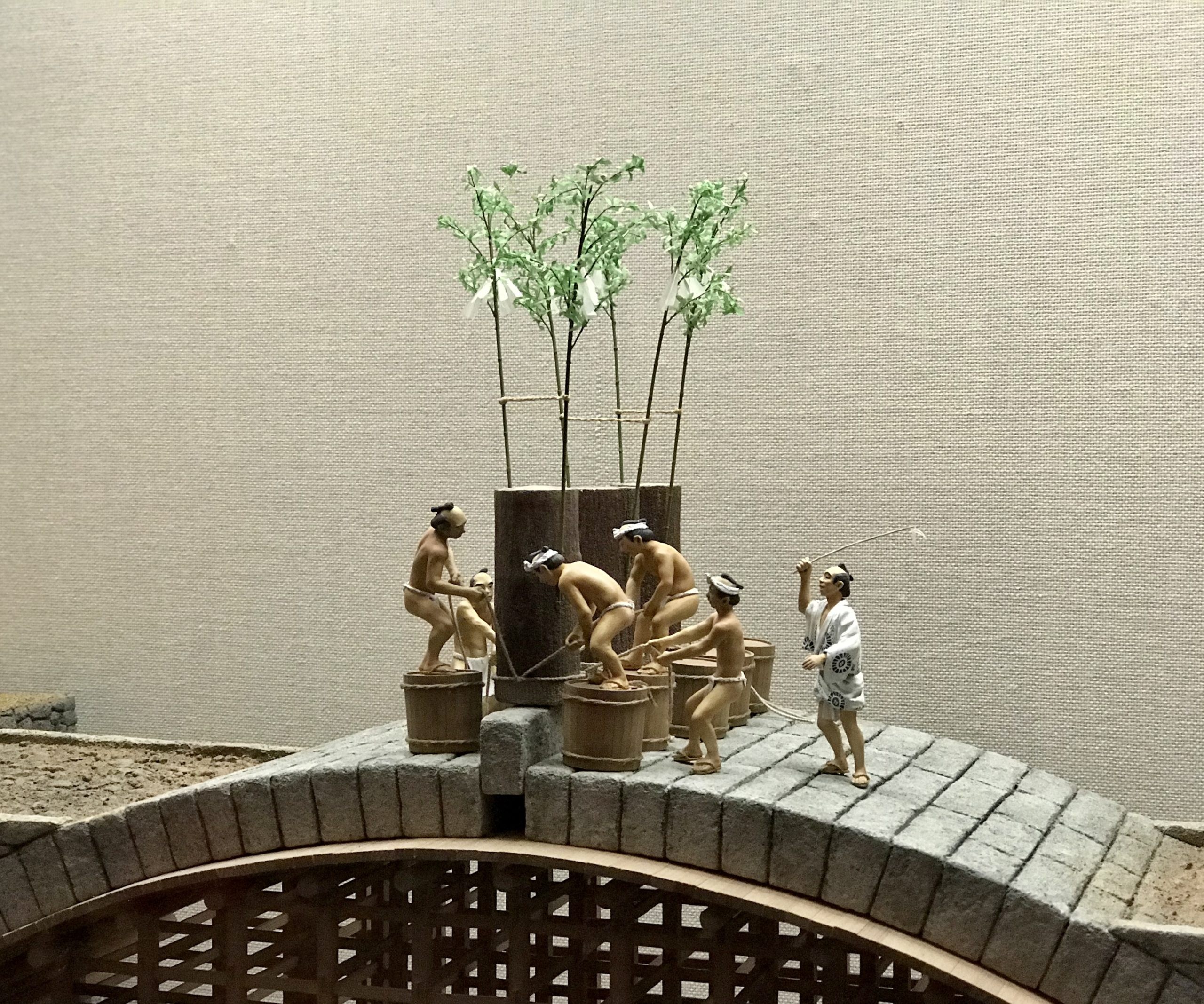 Miniature du musée de Nagasaki