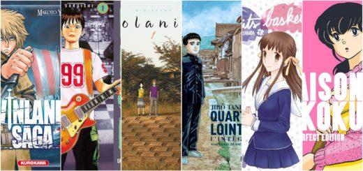 Classiques manga