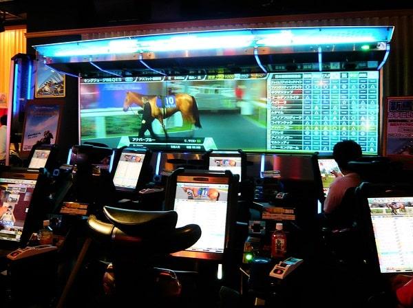 Simulation équestre arcade