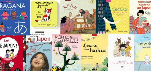 Japon livres enfants